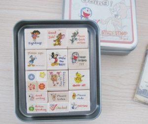 Sellitos para animar las fichas de los niños con sus personajes favoritos!