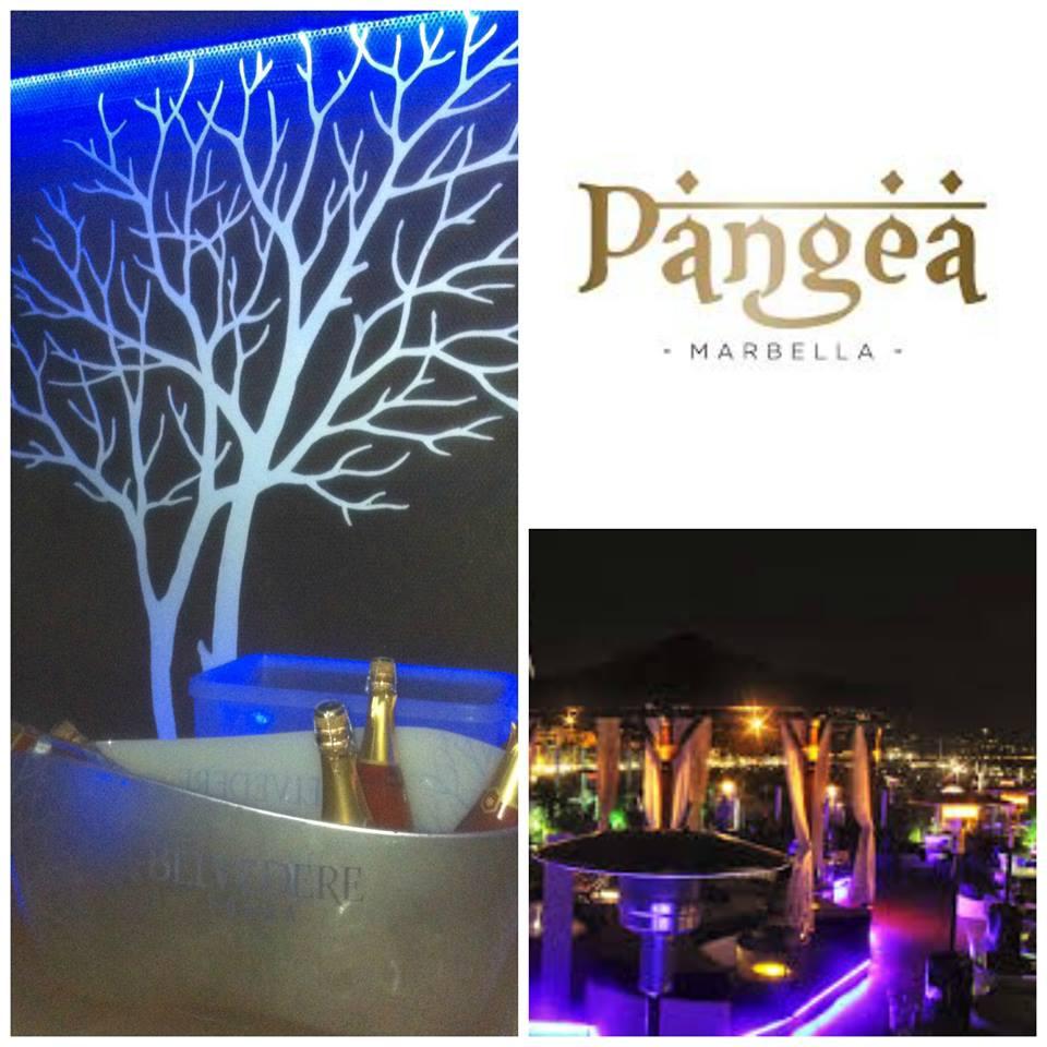 Pangea collage