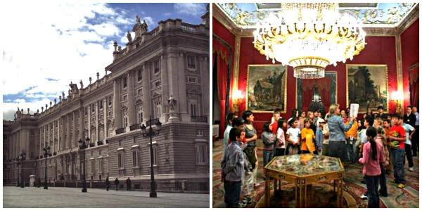 collague entrada palacio real