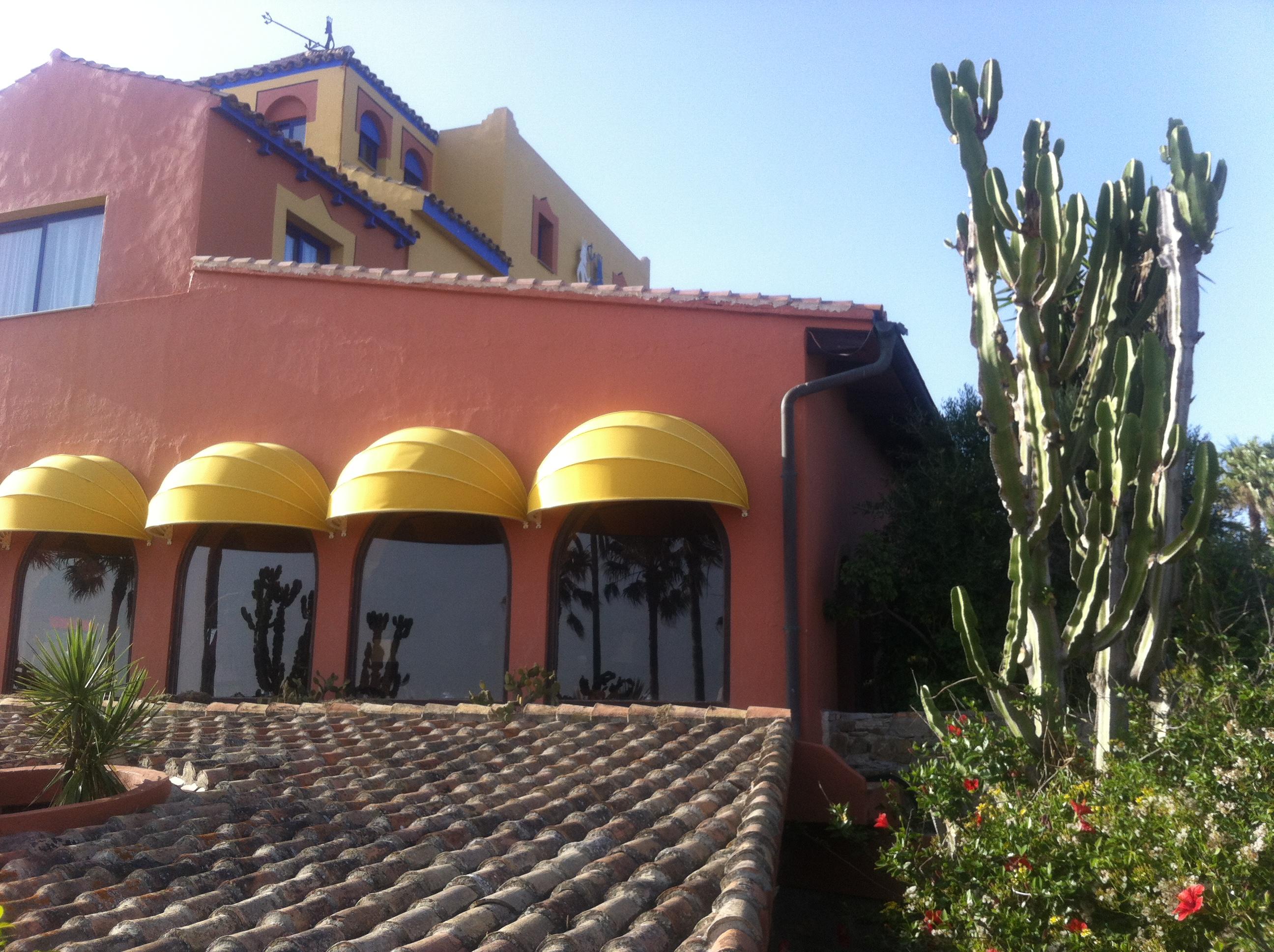 HOTEL DOS MARES EN TARIFA: PERFECTO PARA TODA LA FAMILIA