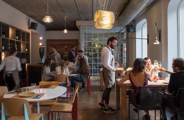 Bar tomate, un lugar simpático y fresco