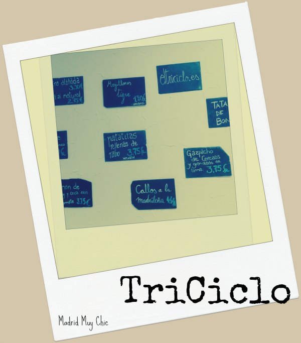 Pared triciclo
