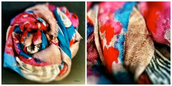 Bufanda Nac Collage