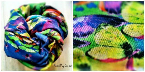 Bufanda Vallmai Collage