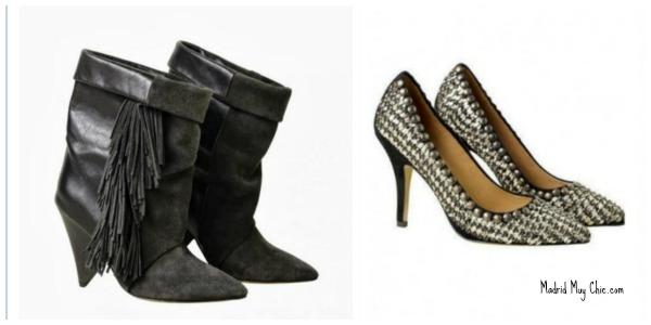 Isabel Marant zapatos Collage