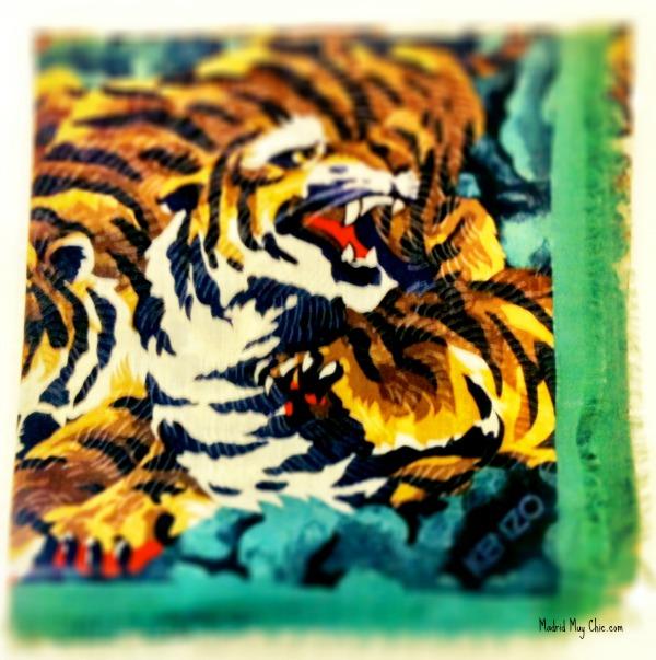 Kenzo tigre