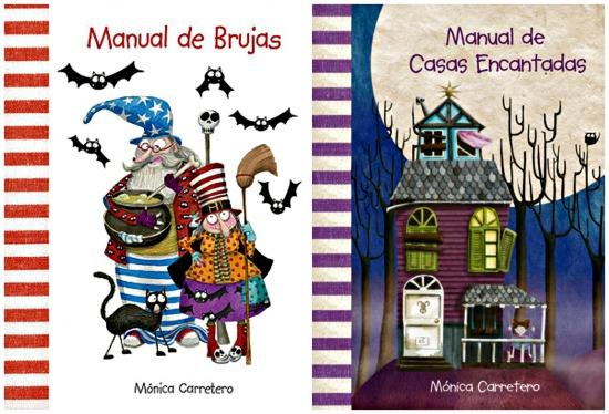 """Imprescindibles """"guías"""" de Mónica Carretero con unas ilustraciones geniales"""