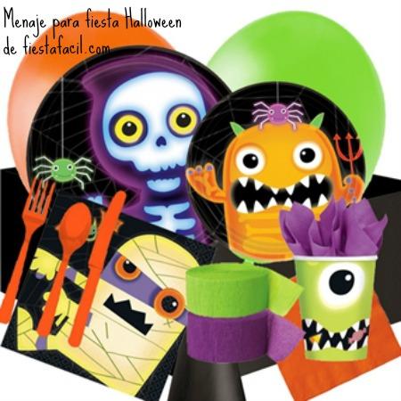 monstruos halloween