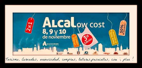 ALCALA LOW COST 2013 editado