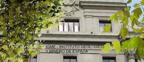 IGME fachada