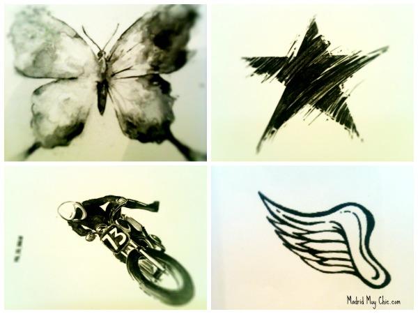 PJ collage prints