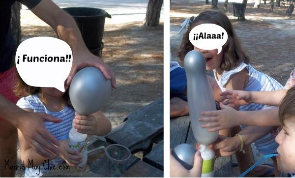 experimento globo