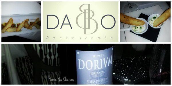 Dabbo collage vino