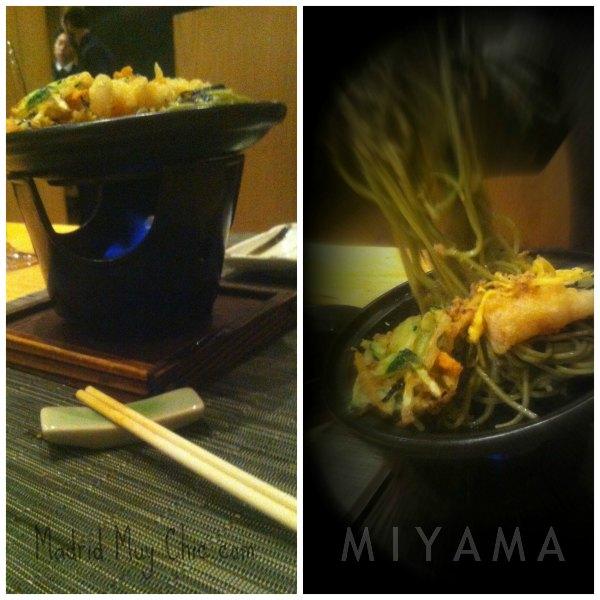 Miyama fideos collage