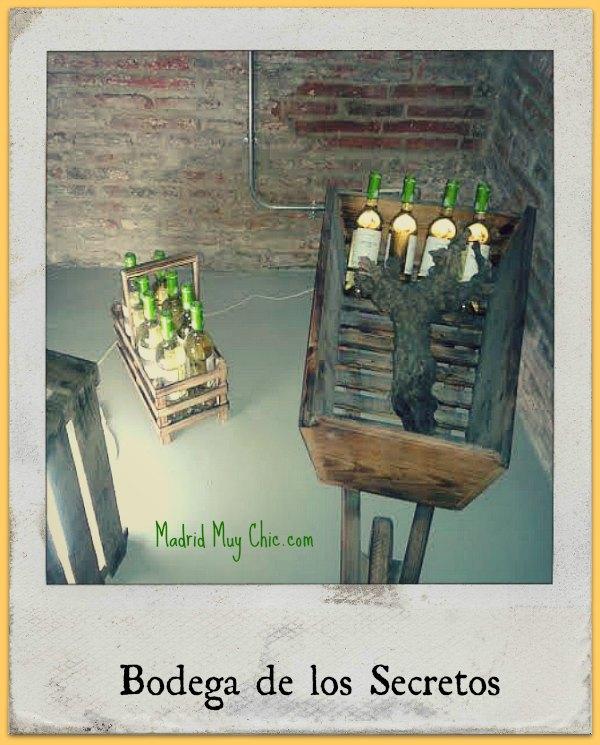 bodegadelossecretos botellas