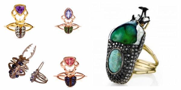 collage daniella villegas jewellery joyas