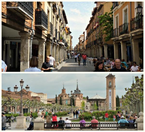 ¡Qué bonita es Alcalá de Henares!