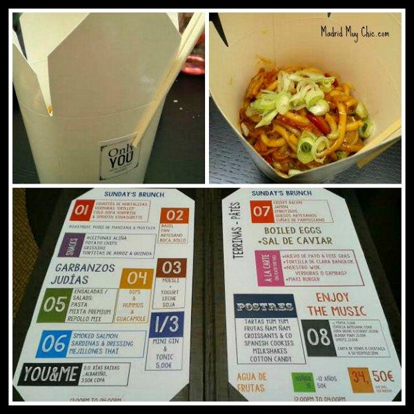 onlyyou wok y carta Collage