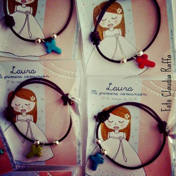 Estas pulseritas ya lucen en las muñecas de los chicos de mi familia!