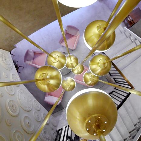 Diseño que enamora en Café Colón Madrid