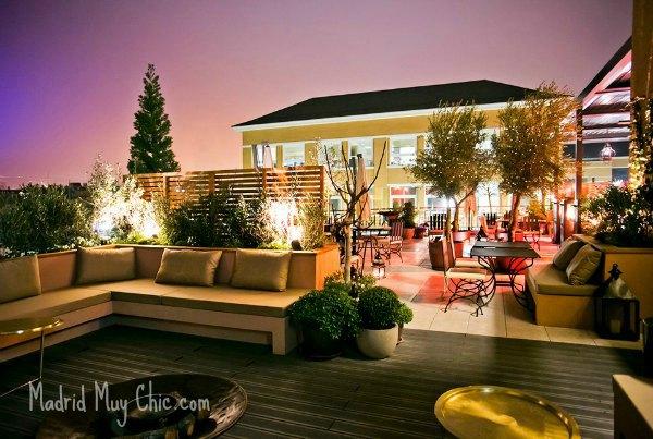 Du Libán triunfa con su terraza de verano