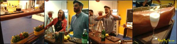 retorno a ultramar cocktail Collage