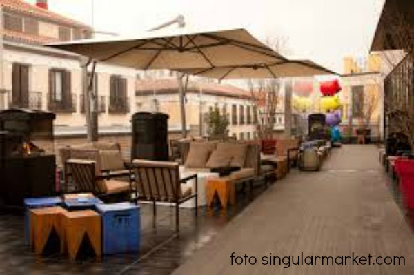 terraza san anton singularmarket