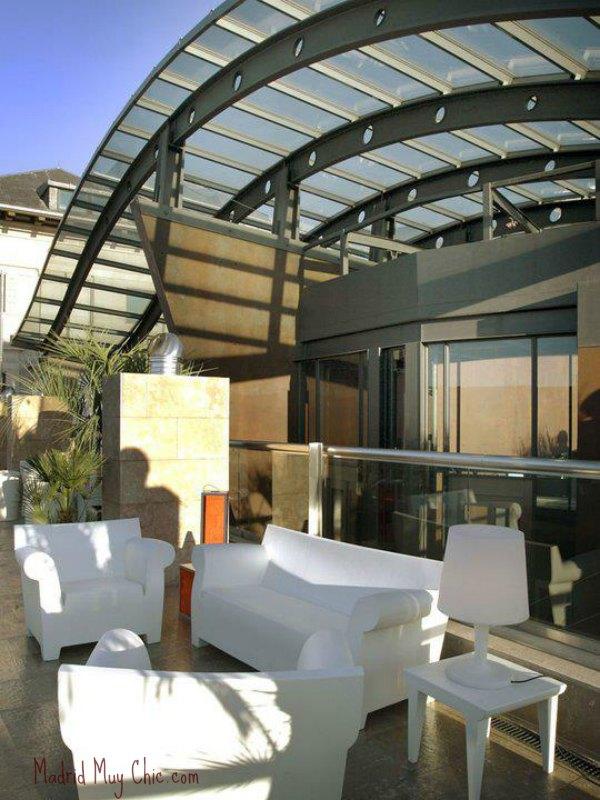 Las mejores terrazas de madrid 2014 for Design hotel urban madrid