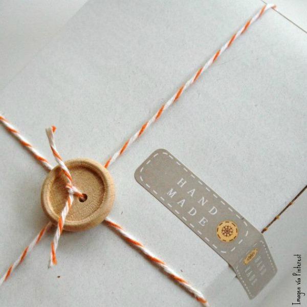 Un buen packaging dice mucho de ti!! Anímate a personalizar tus regalos ¡no es difícil!