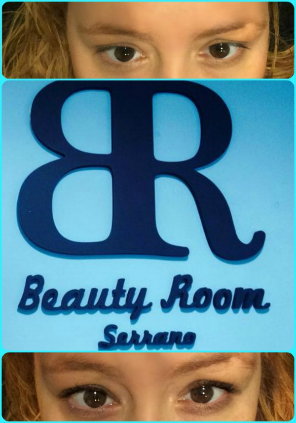 Beauty room collage