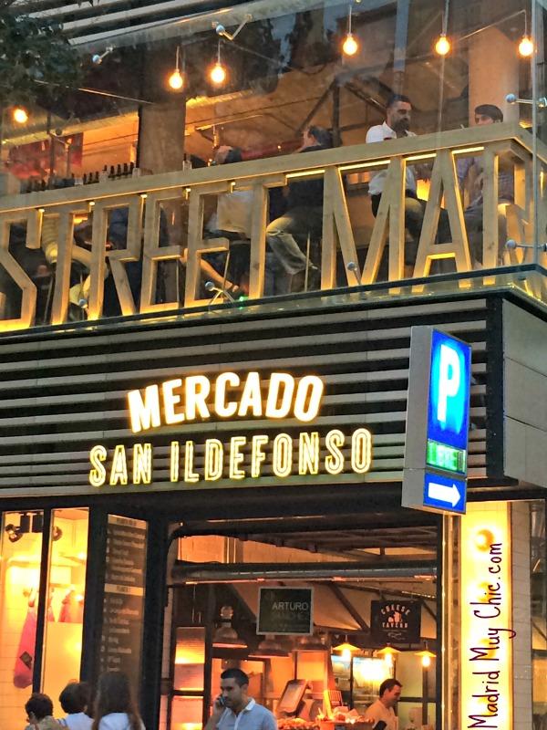 Un nuevo Street Market llega a Madrid