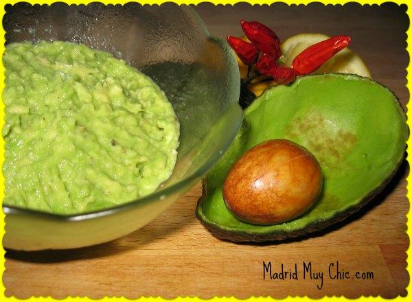 Quién puede resistirse al guacamole?