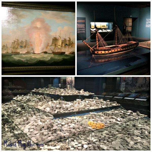 Odissey intentó ocultar cualquier rastro que confirmara que el tesoro encontrado era el de la Fragata Mercedes