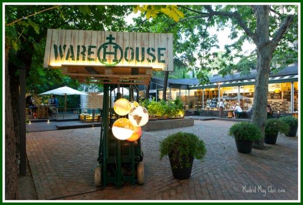 warehouse carrito