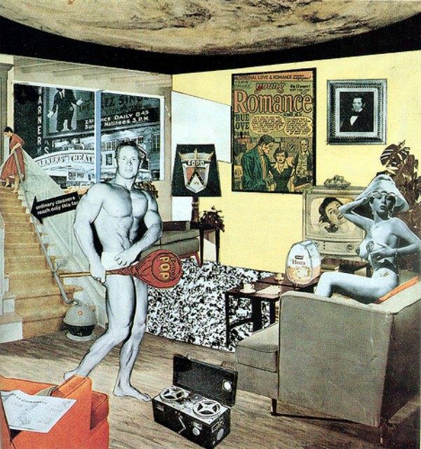 Imprescindible la exposición de Richard Hamilton para los amantes del Pop Art