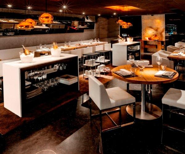 MMC 99 sushi bar interior