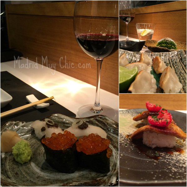 MMC 99 sushi collage