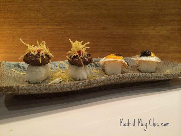 MMc Sushi 99 niguiris