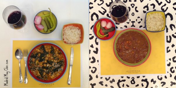 laveronica collage comida