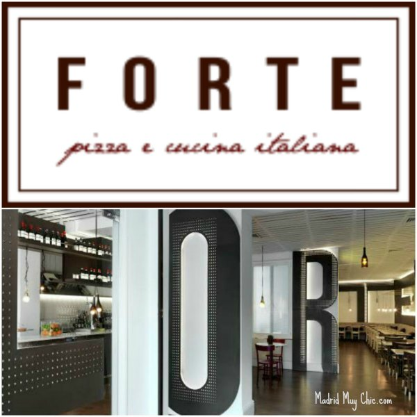 Forte logo Collage