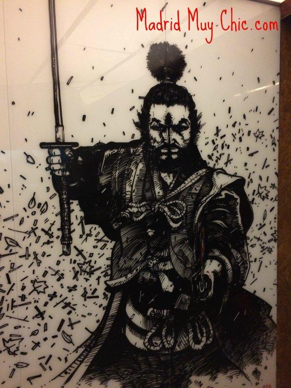 Hattori guerrero