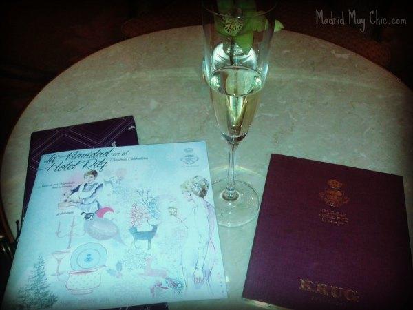 Qué mejor ocasión que estar en el Ritz para tomar una copita del Krug Bar, el primer bar en España de este champagne, y que dará mucho que hablar.  Os lo contaremos otro día!