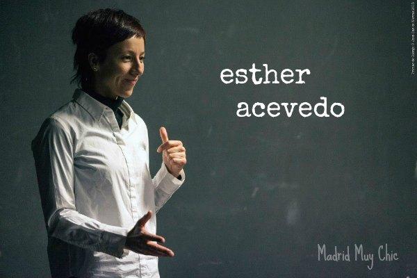 Esther A camisa blanca