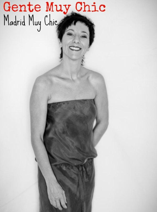 Esther Acevedo, actriz y coreógrafa
