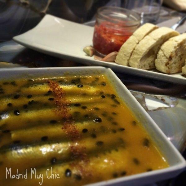 El sabor de los cítricos maridando el pescado hace de este plato uno de los favoritos de siempre