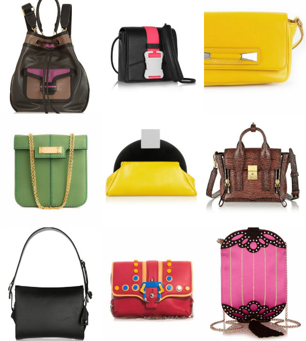 collage bolsos rebajas