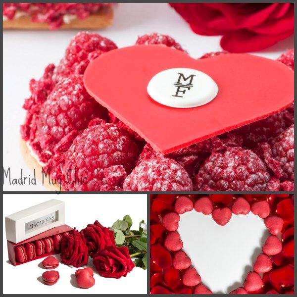 PASO 3:  Macarrons románticos de Mama Framboise