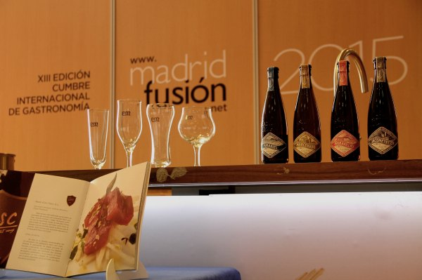 Octava edición de Madrid Fusión