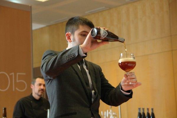 Aprendizaje y ceremonia sobre la cerveza