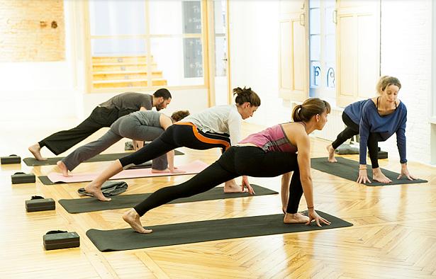 yoga urban madrid
